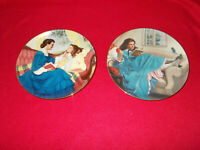 LITTLE WOMEN COLLECTORS PLATES  - SELECT PLATE