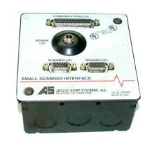 Accu Sort Systems Small Scanner Interface 1 Amp 12 Vdc