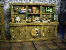 Alchemist's Cupboard Thomarillion Unpainted Resin Dwarven Forge D&D