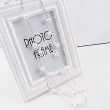 Fashion Long Necklaces & Pendants Silver