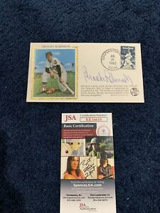 Brooks Robinson Signed Autographed First Day Cover Baltimore Orioles JSA