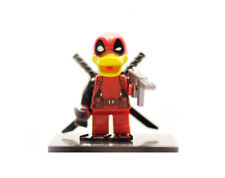 Marvel Deadpool Howard the Duck Building Toys Custom!