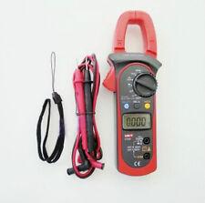 UNI-T UT203 Digital Handheld Clamp Multimeter Tester Meter DMM CE AC DC Volt A