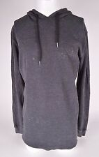 2016 NWOT MENS BILLABONG HUDSON THERMAL HOODIE $40 L black pullover