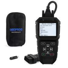 Auto OBDII Scanner Diagnostic Tool Change Mileage Adjustment Odometer Correction