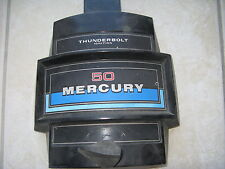 PLAQUE DE FERMETURE POUR CAPOT MERCURY 50/60 CV 3 CYL. REF: 2143-8774A6