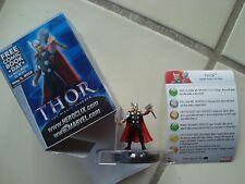Heroclix Marvel Avengers movie marquee brick LE #200 Thor FCBD promo rare