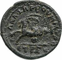 PHILIP II as Caesar Ancient ANAZARBUS CILICIA Roman Coin CAPRICORN i86742