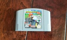 Nintendo N64 Game Mario Kart 64 + 7 classic NES games USA SELLER