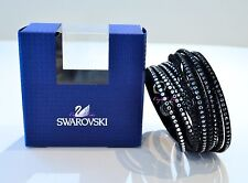 Swarovsk Slake 2 in 1 Black White Bracelet 5142963 Authentic Brand New In Box
