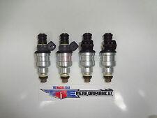 TRE 440cc/min Fuel Injectors Lancia Delta Integrale HF 4WD Turbo EVO 42lb/hr 4