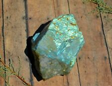Labradorite Rough Specimen With Flashy Rainbow Colors Stone of Magic and Clarity