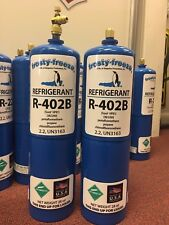 R402B, Hp81, 2, 28 oz Cans, Freezers, Ice Machines, Refrigerant R502 Replacement