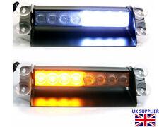 Amber White LED Emergency Recovery Strobe Light for Peugeot Boxer Partner Vans