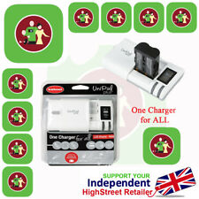 Genuine HAHNEL Unipal Plus One charger for ALL