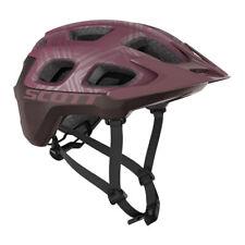 Scott Vivo Plus MIPS Helmet Small Cassis Pink/Maroon Red