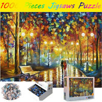 1000 Pieces Kids Mini Jigsaw Decompression Adult Puzzle Game Toys Gifts Home New