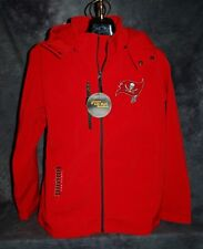 NFL Team Apparel Tampa Bay Buccaneers Mens Soft Shell Jacket by G-III Coat  Large 646373dd8