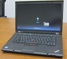 Lenovo ThinkPad W530 i7 3720QM 2.6GHz#32 GB Ram#256GB SSD #Nvidia Quadro K1000M