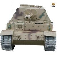 Hooben 1/16 R/C German Elefant JAGDPANZER Tank Full -Option Destroyer Tank Kit