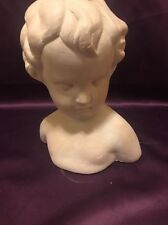 Beautiful Bust Of A Young Girl