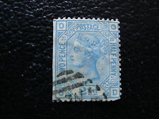 ROYAUME-UNI - timbre yvert et tellier n° 57 obl (A18) stamp united kingdom