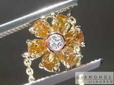 .46ctw Fancy Colored Diamond Necklace R8010 Diamonds By Lauren