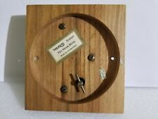Thorens Music Box Hansel & Gretel Moon River Swiss Wood Looks and works good