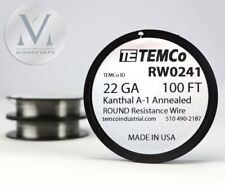 30 mètres - Kanthal A1 22 awg 0.65mm TEMCo