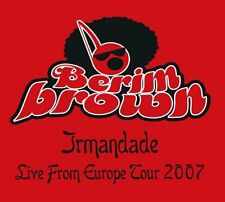 Berimbrown - Irmandade: Live from Europe Tour 2007 (CD)  NEW/SEALED  SPEEDYPOST