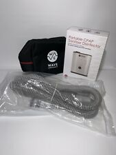 WAVE Portable CPAP Sanitizer Disinfector NEW