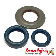 Oil Seal Kit Set Engine (24x35x6/31x62x4,3x5,8/ 27x42x10mm) Vespa PX, MY, T5