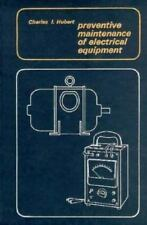 Preventive Maintenance of Electrical Equipment-ExLibrary