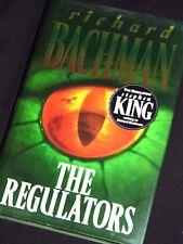 RICHARD BACHMAN The Regulators 1996 1st/First hb dw aka Stephen King