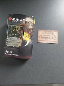Planeswalker Deck - Ajani - Core 2020 - Magic the Gathering MTG - SEALED