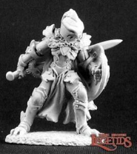Reaper Miniatures 03279: Golrick, Mercenary - Dark Heaven Legends Metal Mini