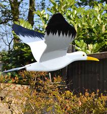 Gruccia di Legno Gabbiano Big Bird Uccello in Volo Decorazione Oceano Spiagge