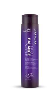 Joico Color Balance Purple Shampoo 10.1oz / 300ml neutralize brassy/yellow tones