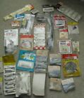 Assorted Lot of 42 Packs RC Parts Brackets Tubes Much More  NIP