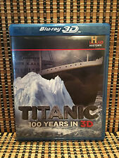 Titanic: 100 Years in 3D (Blu-ray, 2012)History Channel Documentary.