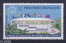 RC002842 POLYNESIE PA n° 62 - COMMISSION DU PACIFIQUE SUD MNH NEUF **