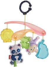 Fisher-Price Mobile Nomade avec anneau pour accrocher le jouet à la poussette, p
