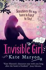 Invisible Girl by Maryon, Kate | Paperback Book | 9780007466900 | NEW
