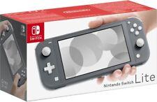 Console - Nintendo Switch Lite - Grigio - PORTATILE TOUCHSCREEN ITALIA