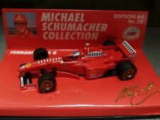 1/64 Minichamps Ferrari F310B Michael Schumacher #5 510976405