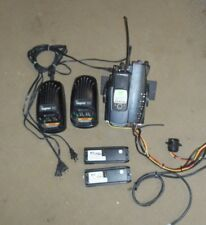 Motorola Xts5000 700/800 Mhz - H18Ucf9Pw6An w 3 batteries and 2 impres chargers