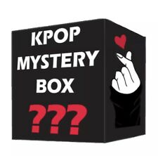 Mystery Kpop Box -Unofficial Photocards Stickers Merchandise BTS EXO SNSD TWICE