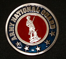 ARMY NATIONAL GUARD BELT BUCKLE