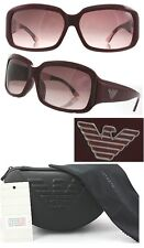 SALE!  Emporio Armani Sunglasses EA9342/S PTP Burgundy New Just in 100% UVA NEW