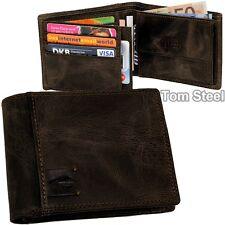 CAMEL ACTIVE HERREN GELDBOERSE, LEDER PORTEMONNAIE, бумажник портмоне wallet NEU